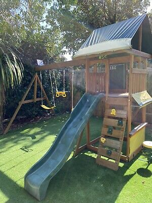 Selwood Brightside Climbing Frame Rrp £700 • 255£