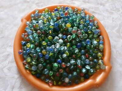 Old & Vintage Glass Marbles 3.6kg In Weight  • 14.99£