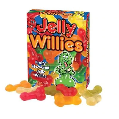Jelly Willies • 3.49£