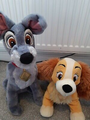 Disney Teddy's Lady And The Tramp Bundle  • 15£