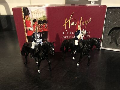 Britains Blues And Royals Mounted Figures Mib • 12.50£