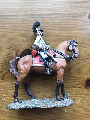 Del Prado Trooper, Russian Guard Cavalry, 1805 Toy Soldier • 2£