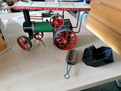 T. E.1a Steam Engine Steam Tractor From Mamod  - Untested • 29.70£