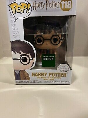 Funko Pop Harry Potter #118 Harry Potter With 2 Wands Barnes And Noble Exclusive • 0.99£