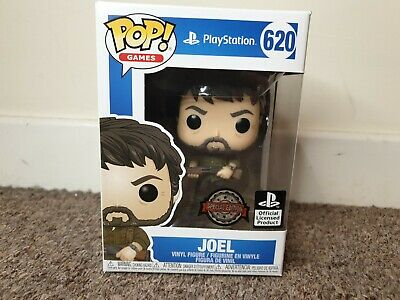The Last Of Us Joel Funko Pop! Playstation Special Edition  • 40£