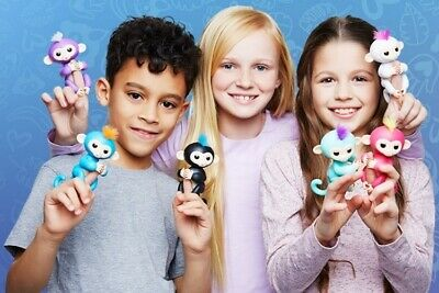 Fingerlings Monkey 6 Colours To Choose From BRAND NEW! Multiple Buy Discount! • 8.29£