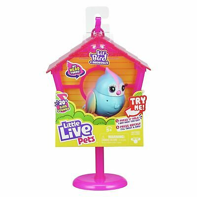Little Live Pets Lil' Bird And House Playset Brand New • 12£