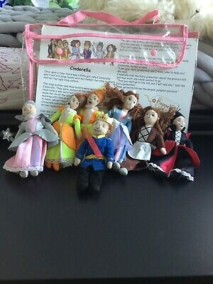 Puppet Company Finger Puppets  • 9£