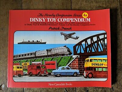 Dinky Toy Compendium. Patrick French • 8£