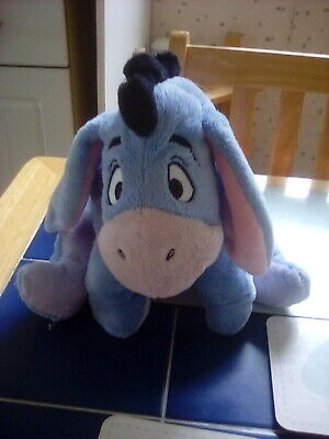 Eyore Cuddly Toy • 1.49£