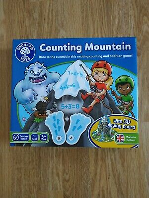 Counting Mountain • 6.99£