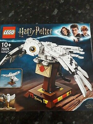 LEGO Harry Potter Hedwig -75979. BRAND NEW IN UNOPENED SEALED BOX * FREEPOST  * • 26£