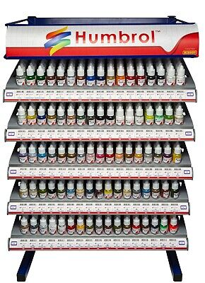 Humbrol Acrylic Paints 14ml Dropper Bottles Choice Of Colours  • 2.99£