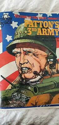 Strategy And Tactics Pattons 3rd Army • 16.50£