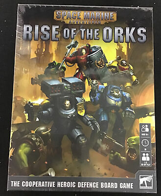 Space Marine Adventures Rise Of The Orks • 60£