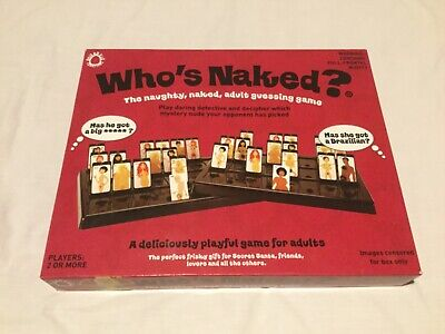 Who's Naked?- The Naughty, Naked, Adult Guessing Game • 31£