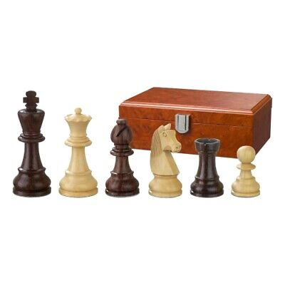 Chess Figures - Barbarossa - Wood - Staunton - Kings Height 90 MM • 77.98£
