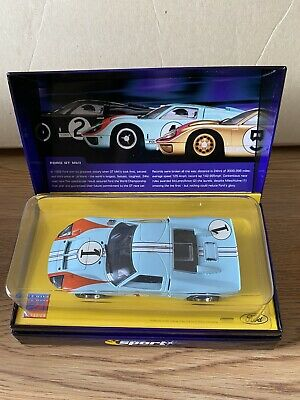 Scalextric Ford GT40 • 56£