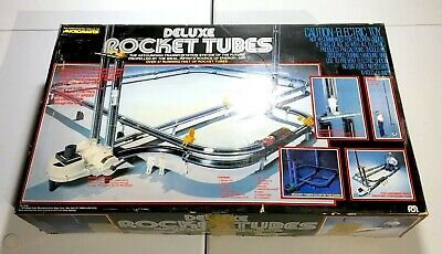 Micronauts Deluxe Rocket Tubes 99.9% COMPLETE & 100% FUNCTIONAL..Excellent Cond • 200£