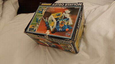 Micronauts Astro Station - Boxed ( German )  , Complete In Excellent Condition • 40£