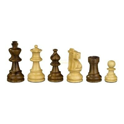 Chess Figures - Napoleon - Wood - French Lardy - Staunton - Kings Height • 36.60£