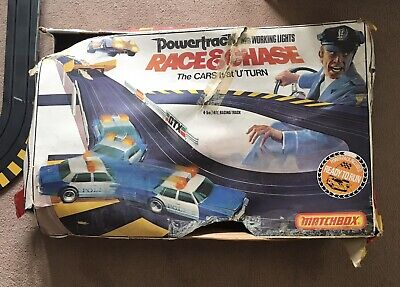 Matchbox Race And Chase 1980's • 70£