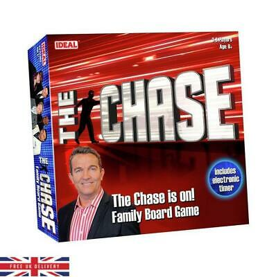 The Chase Board Game Family TV Show Quiz 8 Years +  Electronic Timer 3-6 Players • 16.99£