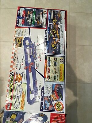 Tomica Car Racing Track. Tomy. Japanese • 8£