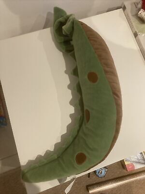 Childrens Strap On Dinosaur Tail With Growl - Imaginative Play • 1.90£