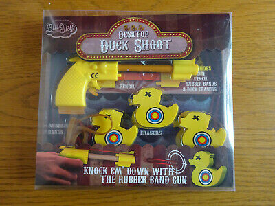 A New And Boxed Desktop Duck Shoot, Novelty Christmas Gift • 1.99£