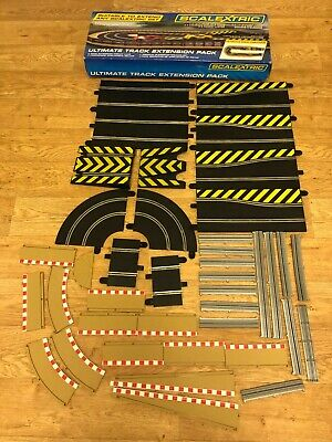 Scalextric 1:32 Sport & Digital Ultimate Track Extension Pack C8514 • 20£