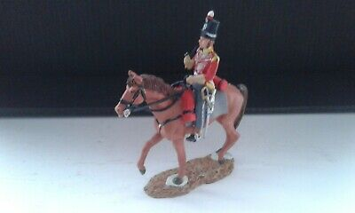 Delprado Napoleonic Cavalry, Officer British Dragoons 1809 • 3£