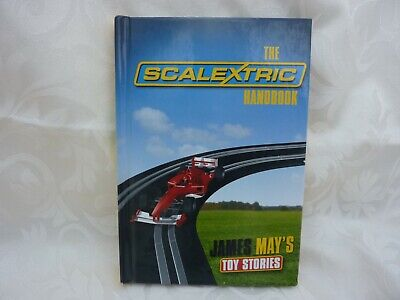 The Scalextric Handbook, James May's Toy Stories, History Of Scalextric, Conway • 5£