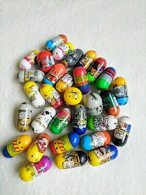 Mighty Beanz Assorted Bundle 31 Pc Mixed Lot Collection Jumping Beans • 15£