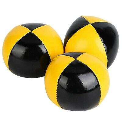 Alomejor Thud Juggling Balls Set Of 3 Professional Juggling Balls Durable And... • 47.82£