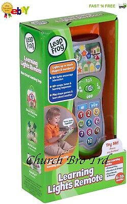 New LeapFrog Learning Lights Remote • 13.99£