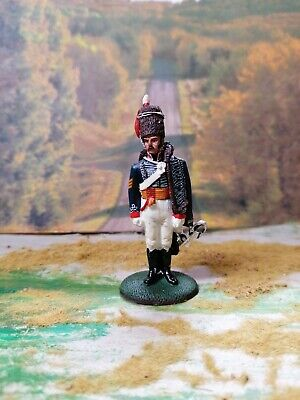 Del Prado Napoleonic Wars - 15th Hussars Sergeant Major 1808 Soldier • 5£