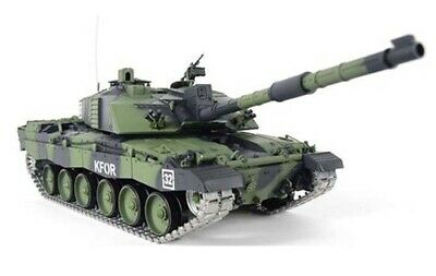 Radio Control Heng Long 1/16 British Challenger Tank Camouflage LIMITED EDITION • 179.99£