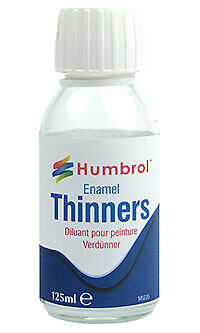Humbrol - 125ml Enamel Thinners # 48011 • 8£