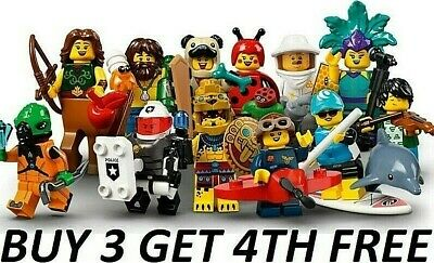 Lego Minifigures Series 21 71029 Pick Choose Your Figure + Buy 3 Get 1 Free  • 5.90£