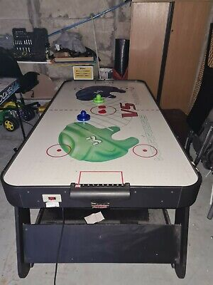 BCE Typhoon 6' X 3' Folding Air Hockey Table  H6D-222 • 60£