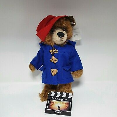 Steiff - Paddington The Movie Bear - In Box With Tags, Paperwork And Movie Artwo • 13£