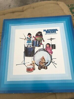 Playskool Breaks Vinyl • 12£