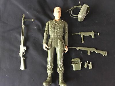 """Vintage Marx Stonewall """"Stoney"""" Smith 12"""" Action Figure Accessories 1960's • 14.45£"""