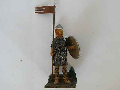 ALTAYA Warriors Of The Antiquity FRANKISH WARRIOR WITH FLAG AND SHIELD 6 • 7£