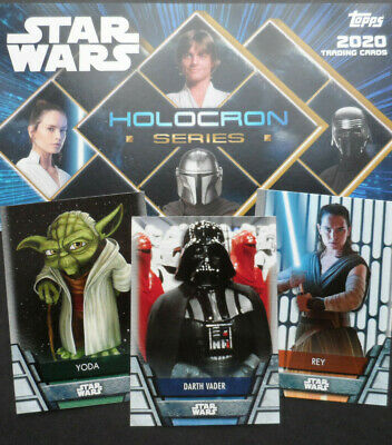 Topps Star Wars 2020 Holocron Series Base Cards 1-200 Choose Your Card • 2£