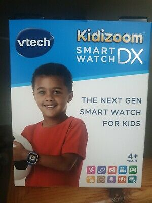 VTech Kidizoom Smart Watch DX In Blue C90 • 6.50£