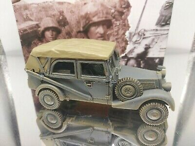 King And Country Ws248 German Army Sd Kfz Military Car Ww2  • 189.99£
