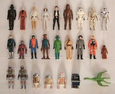 Vintage Star Wars Incomplete A New Hope Action Figures - Choose Your Own • 16.99£