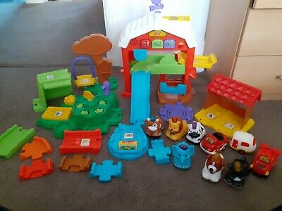 Toot-Toot Animals And Farm Set  • 15£